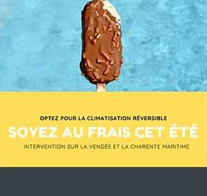 Bon plan climatisation Vendée et Charente Maritime