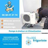 dépanneur pompe à chaleur ouvert en Vendée pendant le confinement